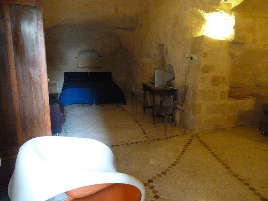 Hotel Sassi : chambre