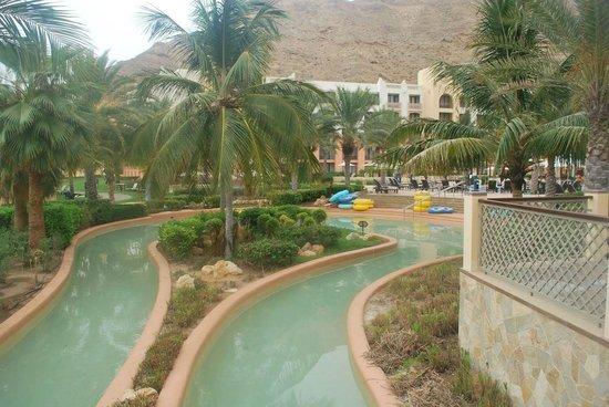Shangri La Barr Al Jissah Resort & Spa - Al Bandar Hotel : Lazy River
