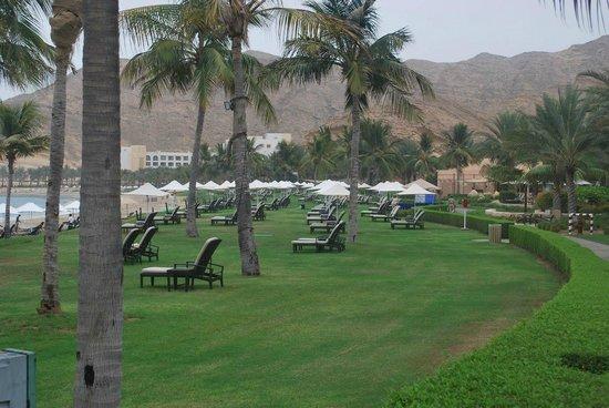 Shangri La Barr Al Jissah Resort & Spa - Al Bandar Hotel : Al Bandar beach front