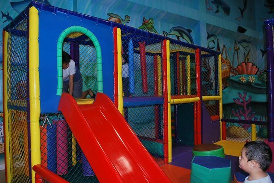 Shangri La Barr Al Jissah Resort & Spa-Al Bandar : Adventure Zone