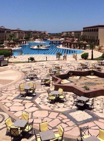 SENTIDO Mamlouk Palace Resort : View