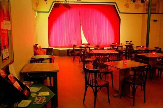The Acorn Cabaret Bar