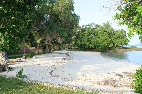 Eratap Beach Resort: Honeymoon Beach