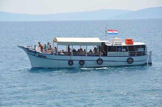 Rabac, Croatia: M/S DUBOKA Since 1886
