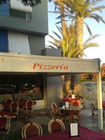Restaurante Pizzeria Capriccio -