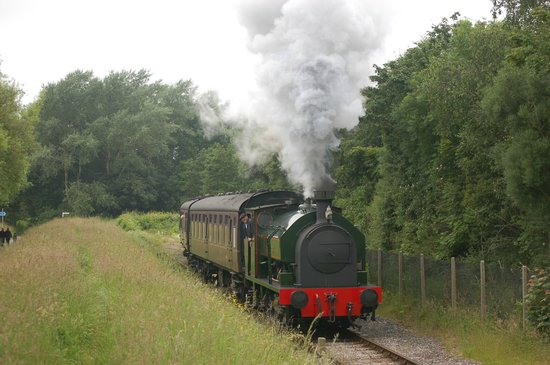 ‪Ribble Steam Railway‬