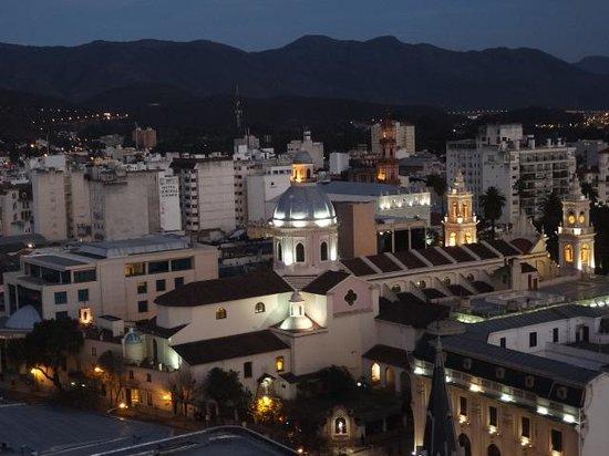 Catedral de Salta: Catedral Vista Panorámica