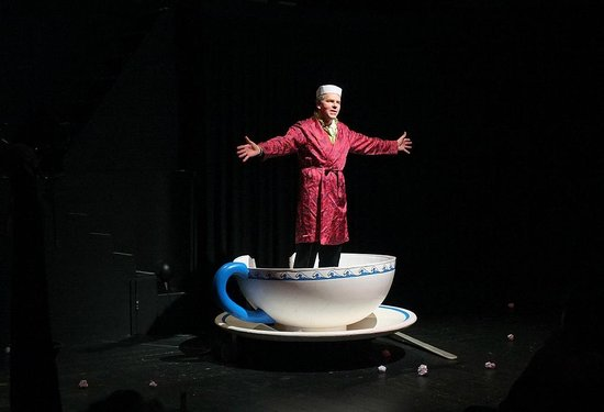 The Tempest in a Teacup at The Acorn