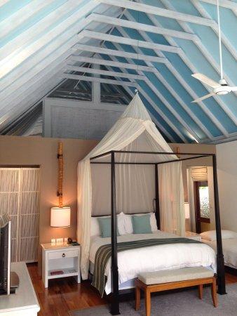 Four Seasons Resort Maldives at Landaa Giraavaru: Villa