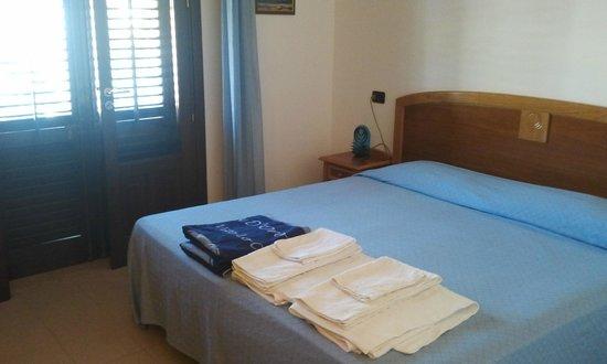 Hotel Sabbia d'Oro: stanza