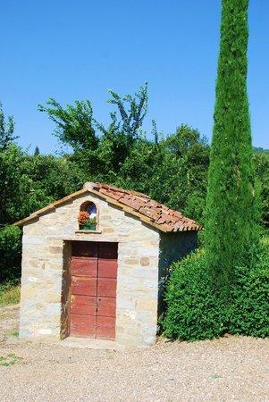 Casa Portagioia: Small tuscan building