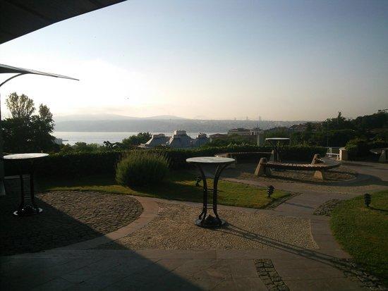 InterContinental Istanbul: ラウンジからの眺め