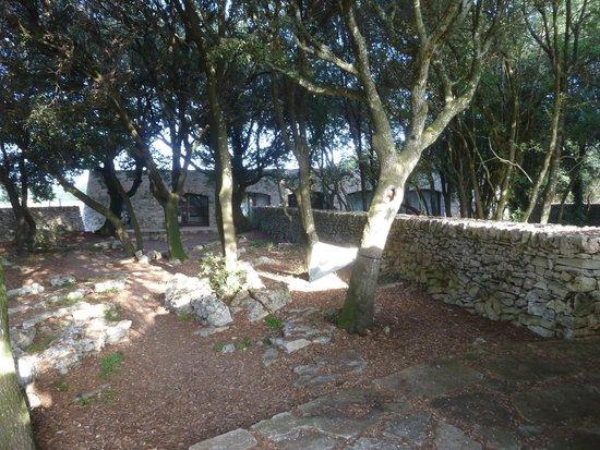 Masseria Iazzo Scagno : batiment où sont situées les chambres