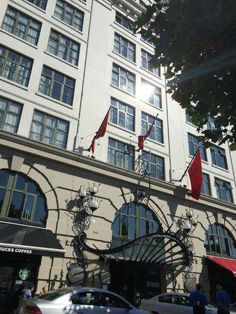 Malmaison Newcastle: Cool Hotel