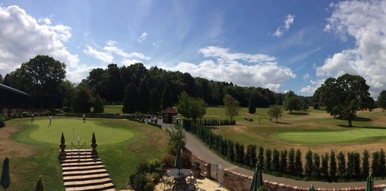 Old Thorns Manor Hotel & Golf Course: Views