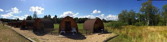 Old Thorns Golf & Country Estate: Pods