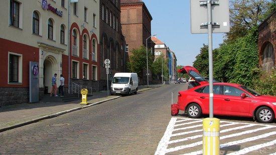 Hotel Focus Szczecin : Focus Hotel