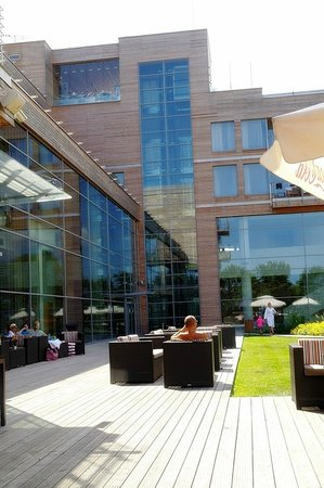 Mera Spa Hotel: Hotellet