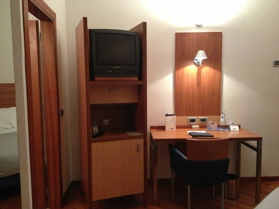 Hotel Fiera: single room