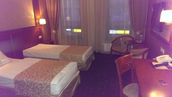 Hotel Grodzki: pokój
