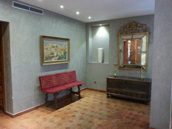 Sercotel Hotel Pintor el Greco : Hotel lobby