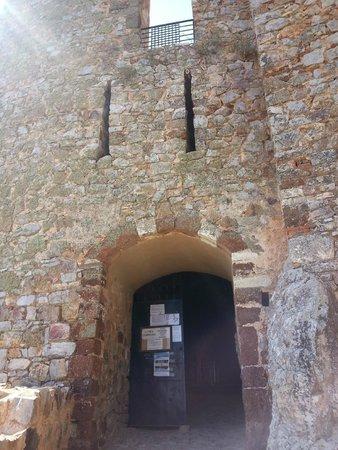 Sacro Convento y Castillo de Calatrava La Nueva: Entrada