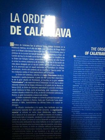 Sacro Convento y Castillo de Calatrava La Nueva: Historia