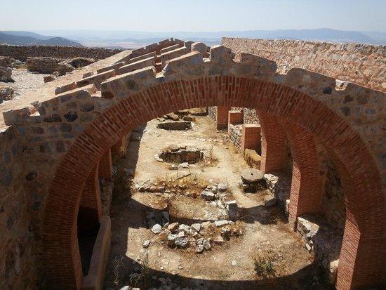Sacro Convento y Castillo de Calatrava La Nueva: Ruinas del Molino