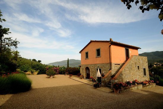Casa Portagioia - Tuscany Bed and Breakfast: Apartment suites, Andreocci and Funghini