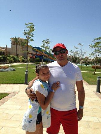 Jaz Aquamarine: my daughter