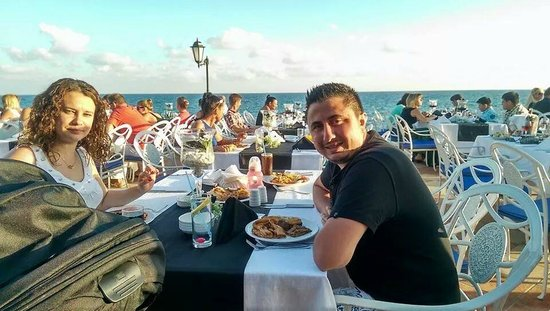Ali Bey Club Manavgat: Kıyı Restaurant