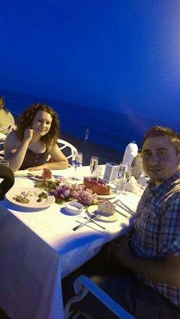 Ali Bey Club Manavgat: Evlilik Yıldönümümüzde sürpriz