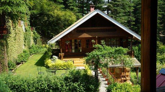 The Chalets Naldehra : Our Cottage