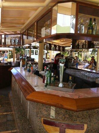 Hotel Eugenia Victoria: le bar