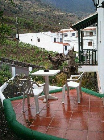 Hotel Ida Ines: exterior de la habitación