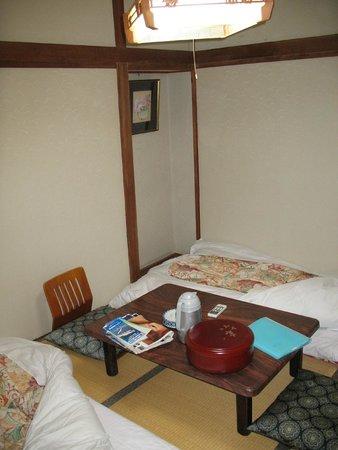 Kinsenkan: A room