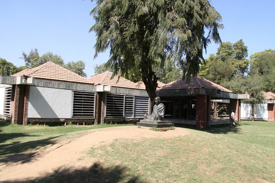 Sabarmati Ashram / Mahatma Gandhi's Home: the museum