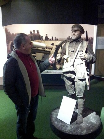 National Army Museum: Do you mind?