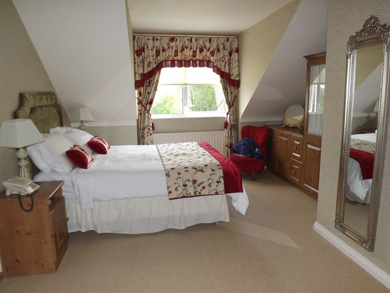 Abocurragh Farm Bed and Breakfast: Bellissima Camera