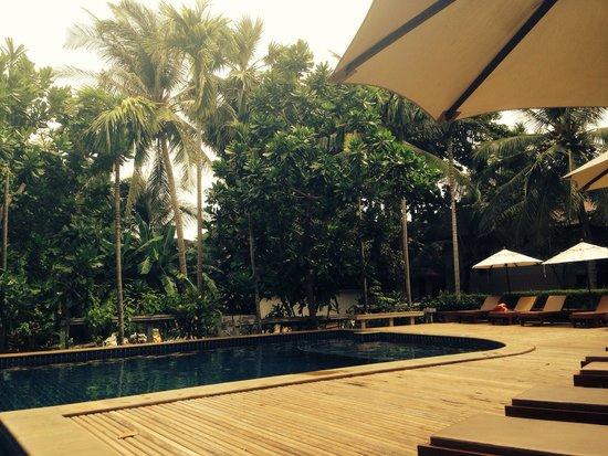 Palita Lodge: The pool