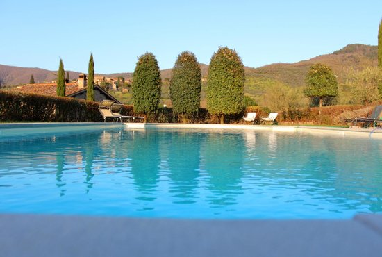 Casa Portagioia: Pool View