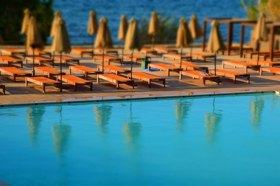 Aktia Lounge Hotel & Spa : Childrens and Activity Pool View