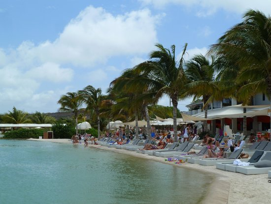 Papagayo Beach Resort : strand