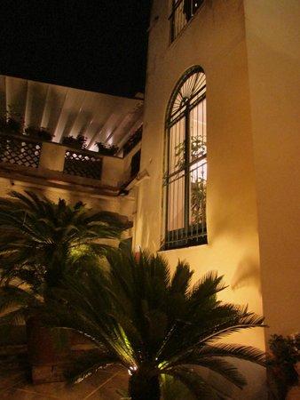 Hotel Villa Pina: Hotel front