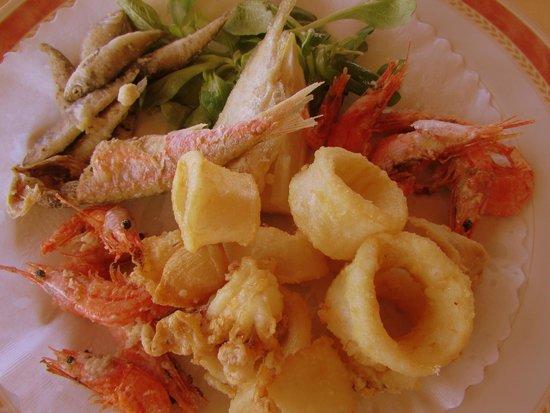 Hotel Villa Pina: Lunch