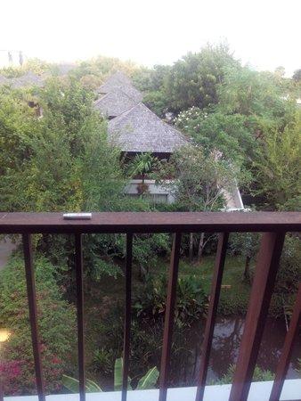 Yaiya Hua Hin: View from sea view room