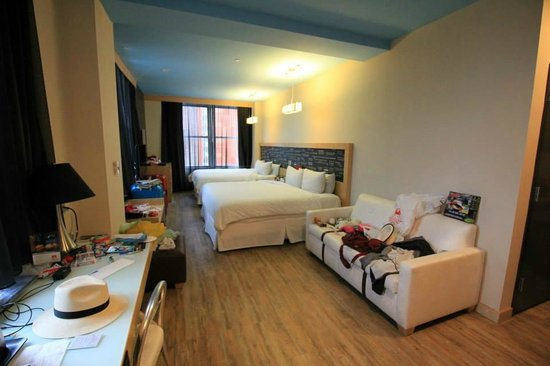 TRYP New York City Times Square South: Vue de la chambre