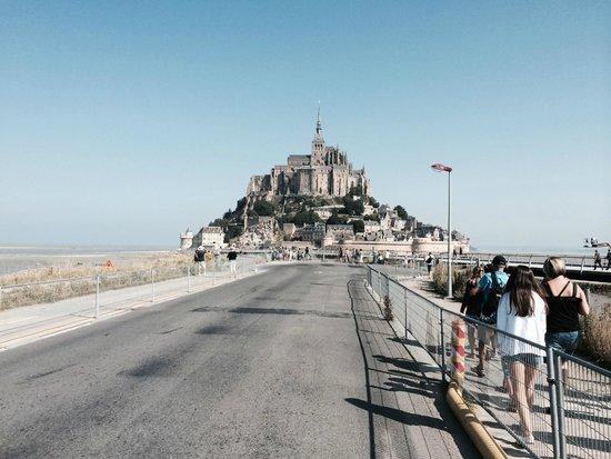Abbaye du Mont-Saint-Michel : Mont-St-Michel