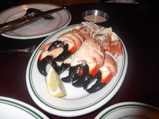 Joe's Seafood, Prime Steak & Stone Crab: ラージのストーンクラブ