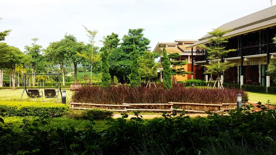 Ma Villa : Good view and great garden